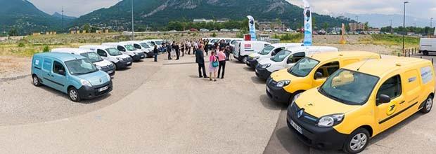Inauguration HyWay Grenoble